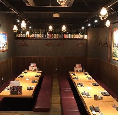 牛タン酒場 たん兵衛  店内の画像