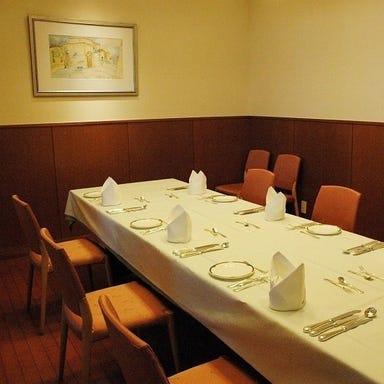 南欧風レストラン アルエット  店内の画像