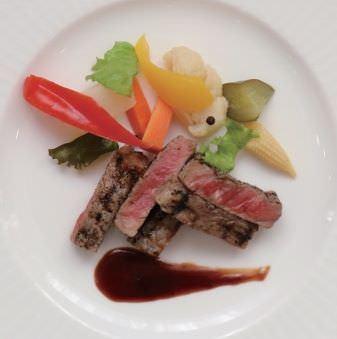 南欧風レストラン アルエット  コースの画像