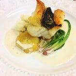 ☆本日のお魚料理