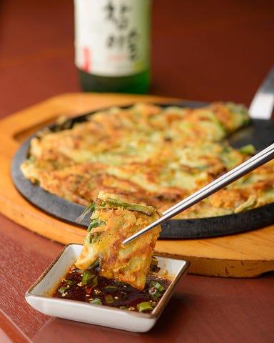 焼肉・韓国料理 明洞  メニューの画像