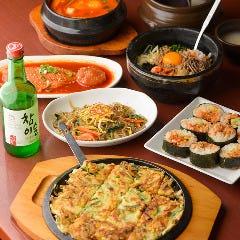 焼肉・韓国料理 明洞
