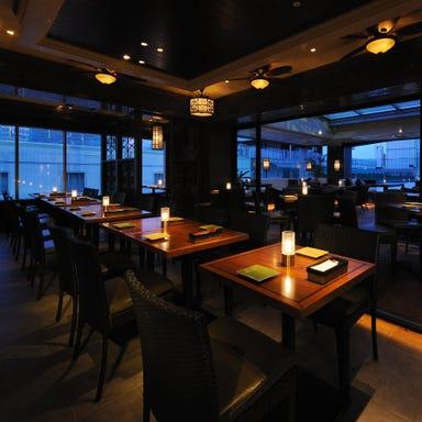 A&P with terrace 店内の画像