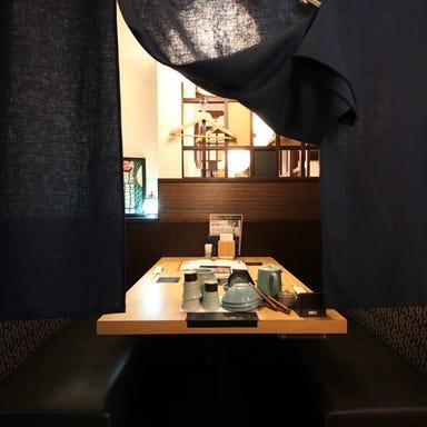 博多華味鳥 銀座2丁目店 店内の画像