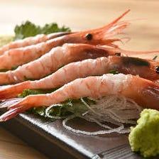 二枚看板の海老料理!!