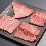 【希少部位】 和牛の上質なお肉を贅沢にをご堪能ください。