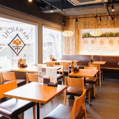 鎌倉野菜とせいろ蒸し居酒屋 HANAICHI 店内の画像