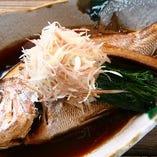 鮮魚を中心にお酒がすすむメニューをご用意!