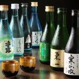 九州各地の日本酒、焼酎を取り揃えております!【鹿児島県を中心に九州各地から】