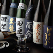 日本酒にこだわる