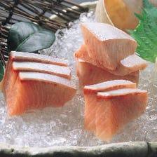 産地より天然の鮮魚を