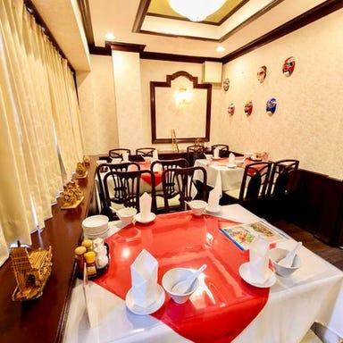 四川麻婆 新館 横浜中華街香港路店 宴会 店内の画像