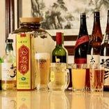 充実のお酒が揃ってます!美味しいお酒をお客様たちに提供したい