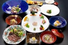 おまかせディナー6,000円コース