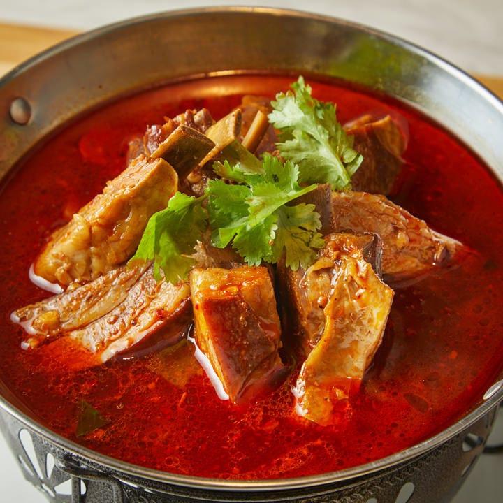 中国本土で大流行の小鍋料理を当店で