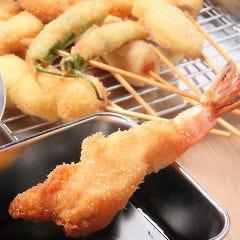 串カツと餃子のガッポ