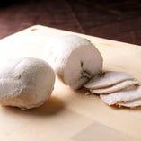 ◆自家製 鶏のスモークハム◆