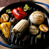 ◆季節野菜のイッピン◆女性に大人気