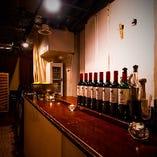 赤ワインはチリ産・カリフォルニア産・フランス産を軸にご用意しています。