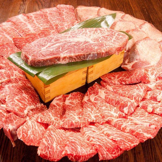 和牛焼肉食べ放題 肉屋の台所 渋谷道玄坂店