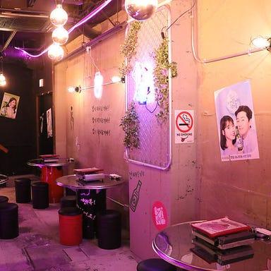 ソウルサカバ リピル 市ヶ谷店  店内の画像