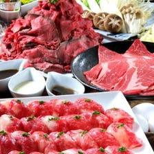 肉好き必見♪食べ放題コース