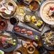 牡蠣料理と和牛希少部位「イチボ」を味わう、贅沢美食コース