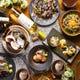 [平日3H飲放付]蒸籠蒸し牡蠣&山梨県産信玄鶏季節の味わいコース