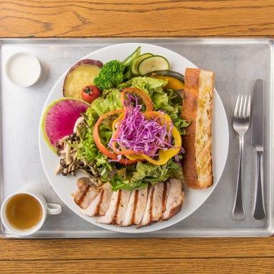 Salad Resutaurant Mr.&Mrs.Green  メニューの画像