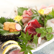 【旬な一品】 鮮魚盛合せ