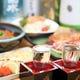 日本全国の日本酒をお楽しみいただけます。