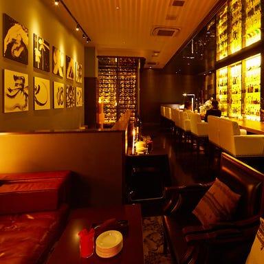 Dirty Martini  店内の画像