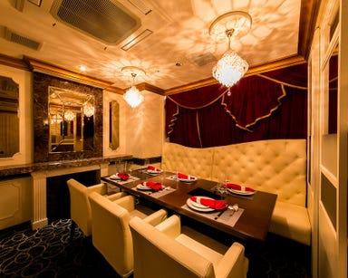 上海料理 四季 陸氏厨房  店内の画像