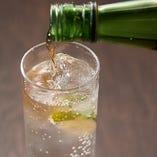 生姜の味が爽やかな白ワインです