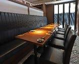 【半個室】テーブル席(10〜12名様)