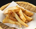 揚物 トリュフ塩のフライドポテト