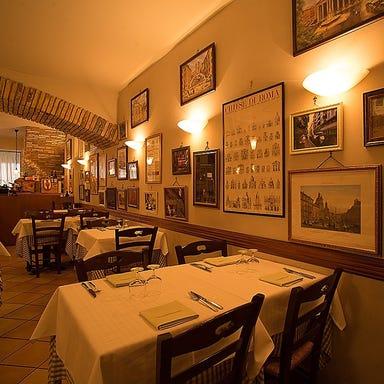 トラットリア・ダル・ビルバンテ・ジョコンド  店内の画像