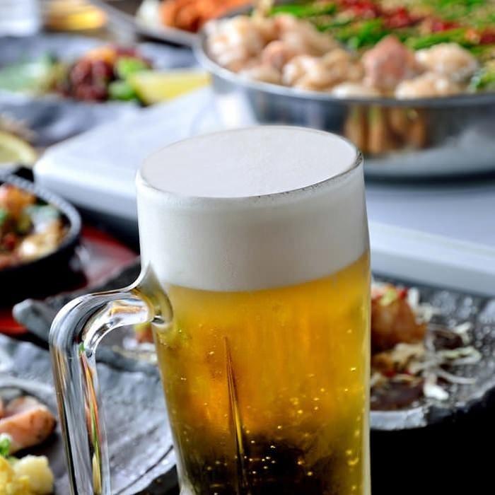 大小宴会に最適なコース料理は 飲み放題をつけてオトクに!