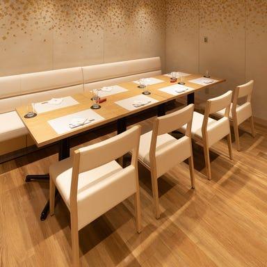 ホテルグランヴィア大阪 なにわ食彩しずく 店内の画像