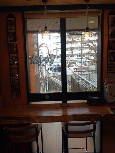 Korean kitchen FORK フォーク  店内の画像