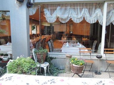 レストラン・シャンソニエ  店内の画像