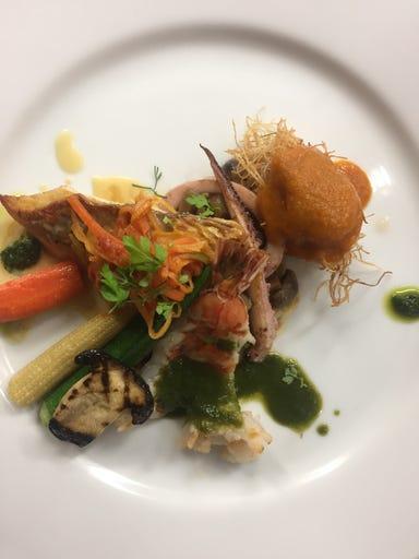 レストラン・シャンソニエ  コースの画像