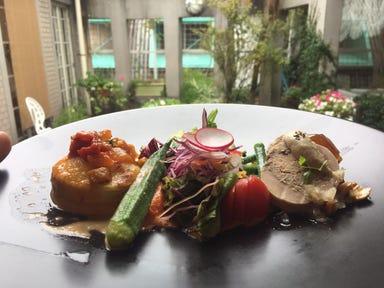 レストラン・シャンソニエ  メニューの画像