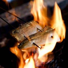 日本酒と藁焼きと炭火焼 がぶり
