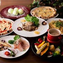 千葉県産の食材を楽しむ宴会コース