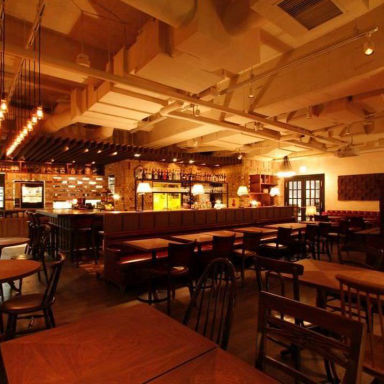 Cafe&Rotisserie LA COCORICO 上野  店内の画像