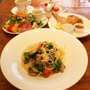 Cafe&Rotisserie LA COCORICO 上野  コースの画像