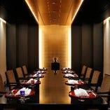 【鳳鳴】テーブル席完全個室(~10名様)