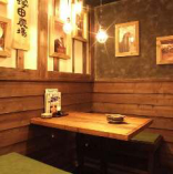 【2名~4名様】テーブル席(片側背もたれあり)