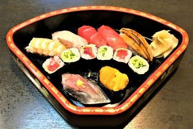 都寿司  メニューの画像